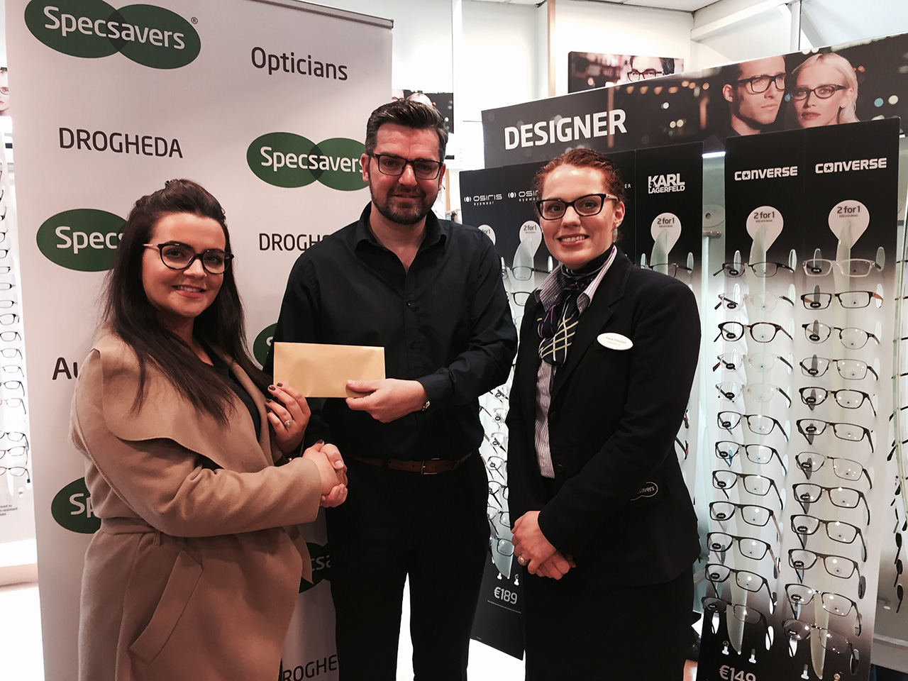 Swoty winner for Specsavers